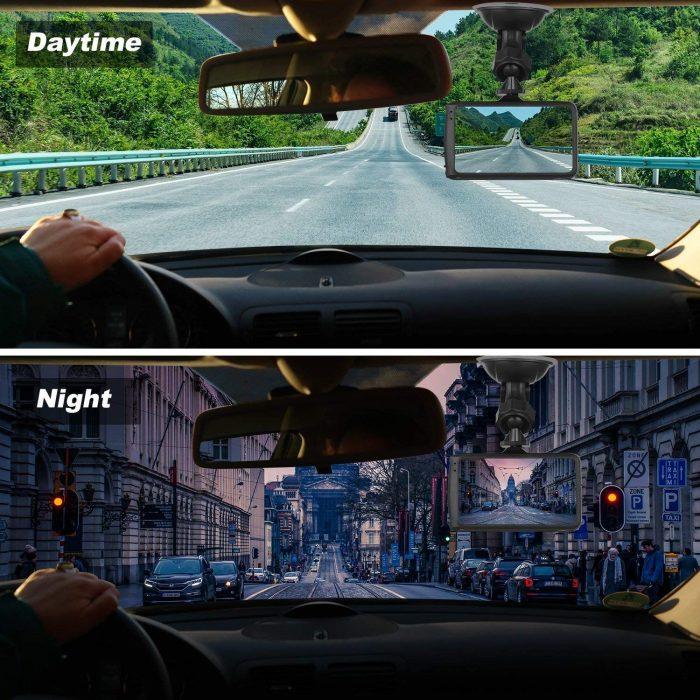 camera auto vedere noapte zi