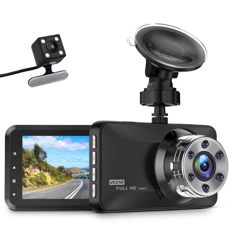 probleme camera auto video