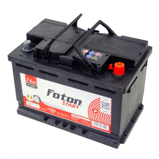 Tipuri de baterii auto